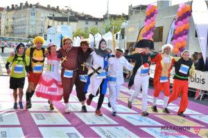 Club des 100 Marathon du Beaujolais