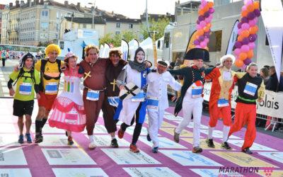 Le Marathon International du Beaujolais : une étape significative pour les « centenaires » en marathon