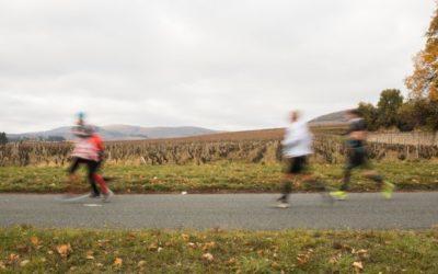 Le Marathon International du Beaujolais au cœur du géopark mondial de l'UNESCO