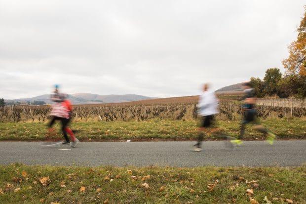 marathon international du beaujolais geopark