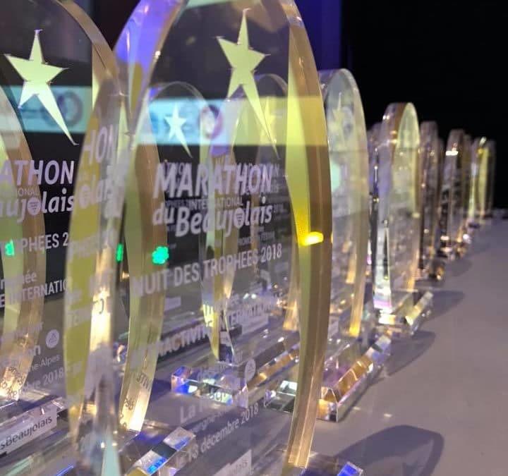 Retour sur la 8ème Nuit des Trophées du Marathon International du Beaujolais