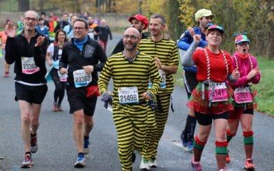 Nouveauté 2019 :   Le Marathon relais, que du bonheur à partager !