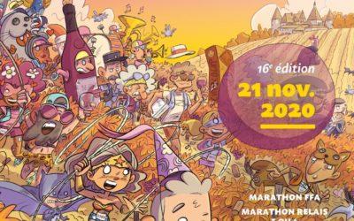 La 16ème édition du Marathon International du Beaujolais affiche ses ambitions avec Matthieu Forichon