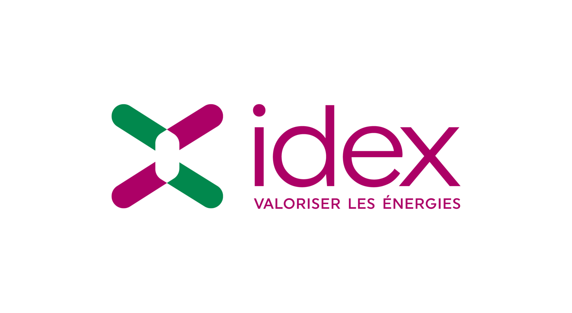 Logo Groupe IDEX Quadri RVB
